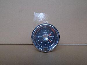 1962 Chevrolet Bel Air DASH CLOCK Cyma Wind up 8 days Biscayne Impala 61 62 ?