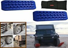 Blue X-BULL New Recovery Traction Tracks Sand Mud Snow Track Tire New Free Ship