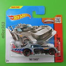 Hot wheels 2015-two timer-HW race - 177-NEUF dans emballage d'origine