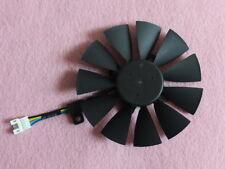 87mm ASUS Raptor STRIX GTX960 GTX970 GTX980 Fan Replacement 4Wire T129215SU R209