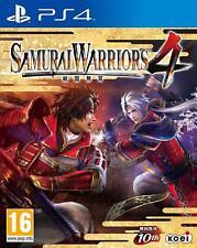 Samurai Warriors 4 (PS4 Game) *VERY GOOD CONDITION*