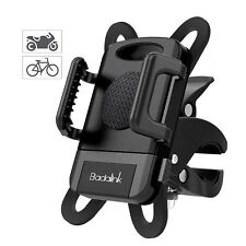 Motorcycle Bike Bicycle Cycling Handlebar Mount Holder For Smart Mobile Phone UK