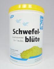 Backs Schwefelblüte 600 g gegen Parasiten für Tauben Geflügel und Pferde