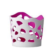 Bloomingville Windlicht Pink - Weiß