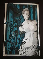 TWIN PEAKS Limited Ed Print Poster DAVID LYNCH Matt Ryan Tobin Mondo artist x/25
