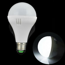 E27 9W Energy Saving LED Light Bulb Lamp Cool White AC 110V 220V Bright New