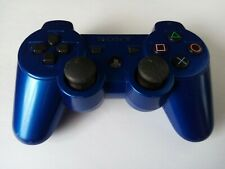 Sony PlayStation 3 Controller - Wireless Official - Dualshock 3 Sixaxis - Blue