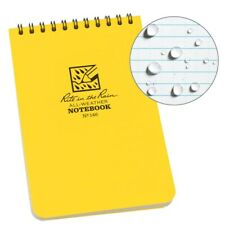 2x Rite In The Rain 146 All Weather Top Spiral Universal Notebook 4 X 625