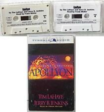 Apollyon #5 The Destroyer Unleashed Tim LaHaye/Jerry B. Jenkins Audio Book
