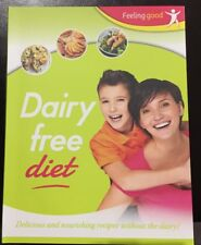 BRAND NEW - DAIRY FREE DIET COOK BOOK