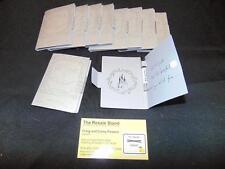 (10) samples Cast A Spell eau de parfum by Lulu Guiness 0.05 fl. oz bottles