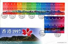 Hong Kong 1997 New Definitive Stamp=