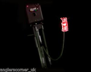 Delkim NiteLite Pro Illuminating Hanger - Red / Indication / Fishing