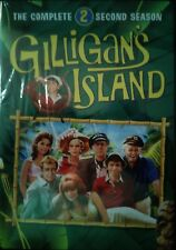 GILLIGAN's ISLAND The COMPLETE SECOND SEASON 32 Episodes+Special Features SEALED