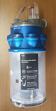 GENUINE DYSON DC14 VACUUM BLUE CYCLONE & DUST BIN ASSEMBLY - 908658 - USED