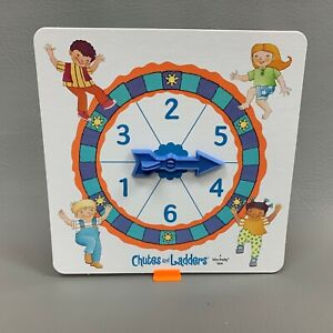 MB Hasbro Chutes and Ladders Spinner with Plastic Arrow 1999 Replacement Part