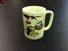 Hummingbird Coffee Cup by Gibson Greetings Inc. Otagiri Japan (Excellent)