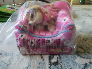 NEW Barbie Fashion Pet Set Lacey the Puppy