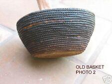 Antique Hausa Basket Nigeria