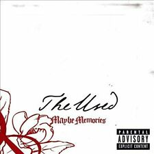Maybe Memories [CD & DVD] by The Used (CD, Jul-2003, 2 Discs, Reprise)