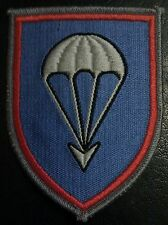 ✚1375✚ German Bundeswehr sleeve patch 26th Parachute Brigade PARATROOPER