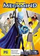 MEGAMIND (DVD, 2011) - Kid's & Family Movie - Dreamworks