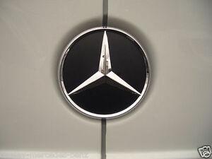 Mercedes-Benz Mercedes Dodge Fredliner Sprinter Rear door emblem OEM