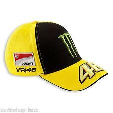 Ducati 987675301 Cap Mütze Kappe Fancap Valentino Rossi Monster Energy D46