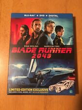 Blade Runner 2049 Combo Pack (Blu-ray/DVD/Digital) 2018