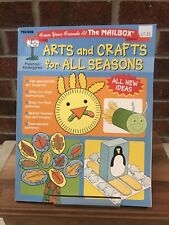 The Mailbox Arts & Crafts For All Seasons Preschool/ Kindergarten TEC926
