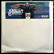 """The Game – Who Got Game? The Mixtape - Snoop Dogg - Sealed / Unplayed 2 x 12"""""""
