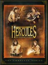 HERCULES THE LEGENDARY JOURNEYS THE COMPLETE SERIES Box Set DVD USA Brand  New