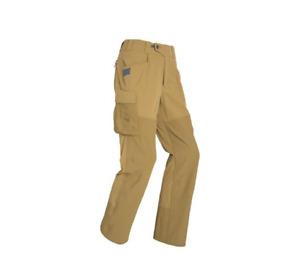 Sitka Hanger Pant Olive Brown Regular
