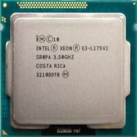 Intel Xeon E3-1275 V2 CPU Quad-Core 3.5GHz 8MB SR0PA LGA115 Processor