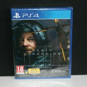 Death Stranding (PS4) Sony PlayStation 4 Game - New & Sealed - Same Day Dispatch