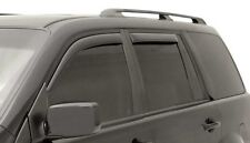 In-Channel Window Deflector Ventvisor 4-Piece 96-02 Toyota 4Runner AVS 194751