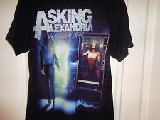 ASKING ALEXANDRIA  T Shirt  SMALL