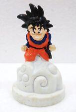 Dragon Ball Z GT De Agostini SON GOKU su base gomma/plastica cm. 5,4