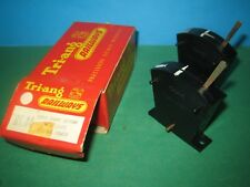 TRI-ANG OO RT.44 TWO LEVER FRAME SECTIONS ~ POINTS SWITCH BOXED> SEE PIC'S #W18A