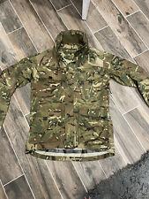 More details for carinthia goretex jacket, mtp multicam uk royal marines, size large