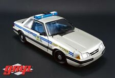 GMP 1991 Ford Mustang South Carolina Highway Patrol SSP 1:18 (New Stock) Nice!