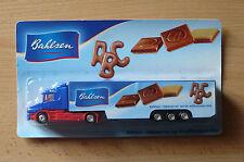 Model Truck Beer Truck Scania 124L 400 Bahlsen Hs 10
