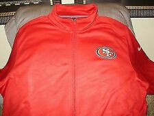cheap for discount bb472 3dfdc Nike San Francisco 49ers NFL Jackets for sale | eBay