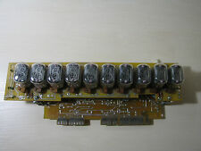 NIXIE TUBES IN-12 (8 pcs) + IN-15A (1pcs) + IN-15B (1pcs) Indicator Tubes on PCB