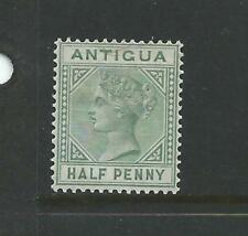 1882 Queen Victoria Half Penny Mint Hinged as Per Scan