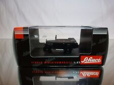 SCHUCO 2291 BMW DIXI 3/15 PS CABRIOLET - BLACK 1:43 - GOOD CONDITION IN BOX