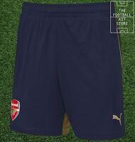 Arsenal Away Shorts -  Official Puma Football Shorts - Mens - All Sizes