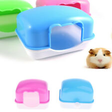 2xSleeping House Ferret Rabbit Guinea Pig Rat Hamster Squirrel Bed Toy Room