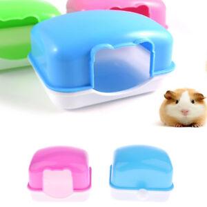 2xSleeping House Ferret Rabbit Guinea Pig Rat Hamster Squirrel Bed Toy Room