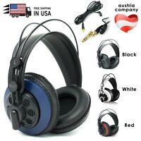 New AKG M220 Professional Semi-open Studio Reference Monitoring Headphones HiFi